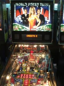 Machine #177: STERN WORLD POKER TOUR