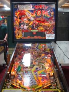 Machine #208: BALLY PARTY ZONE